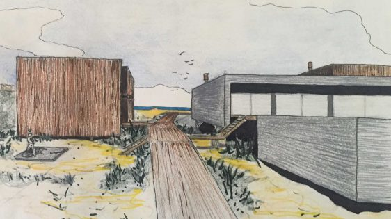 La arquitectura del paisaje