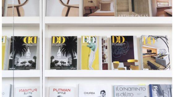 Serie Bibliotecas- Jorge Muradas