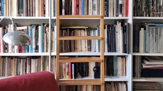 Serie Bibliotecas- Angélica Campi