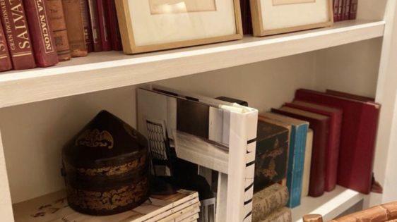 Serie Bibliotecas- María Silvia Loitegui