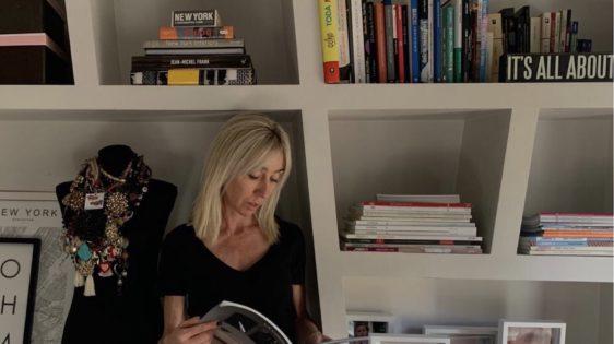 Serie Bibliotecas- Ana Astudillo