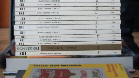 Serie Bibliotecas- Oski Lorenti