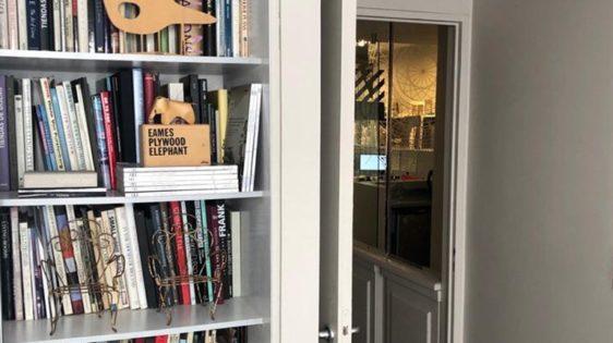 Serie Bibliotecas-Flavio Dominguez