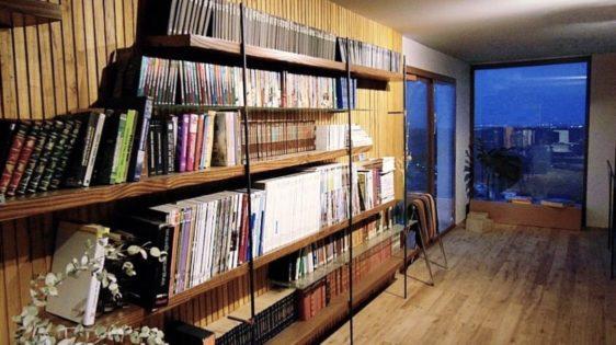 Serie Bibliotecas-Christian Schlatter