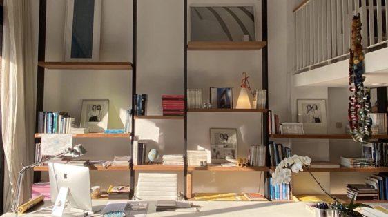 Serie Bibliotecas-Gabriela Barrionuevo