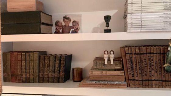 Serie Bibliotecas-Guadalupe Diez