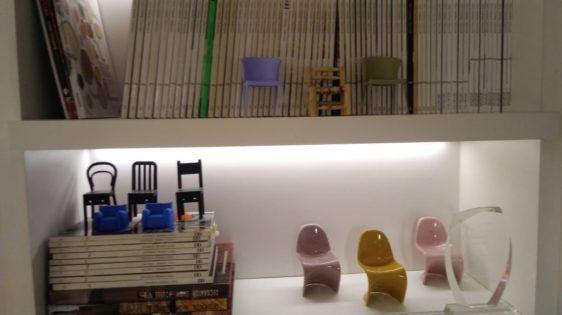 Serie Bibliotecas-Diana Gradel