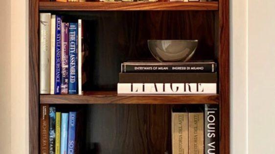 Serie Bibliotecas-Andrés Levy