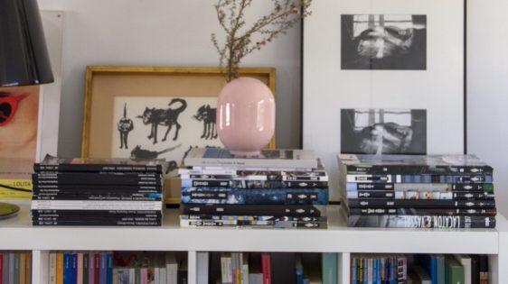 Serie Bibliotecas-Carol Burton